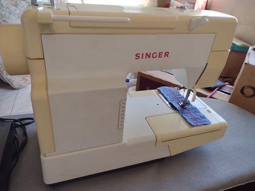 máquina doméstica singer pret-a-porter 4814c