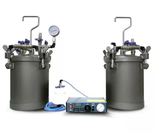 maquina dosadora resina (usada)