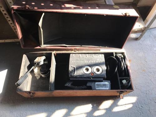 máquina edição filme, câmeras antigas - raridade (steenbeck)