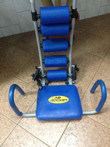maquina ejercicios abdominal ab rocket twister fitness