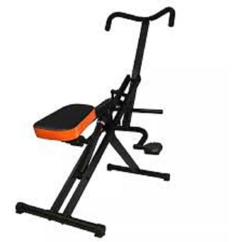 maquina ejercicios  abdominal total crunch model fit