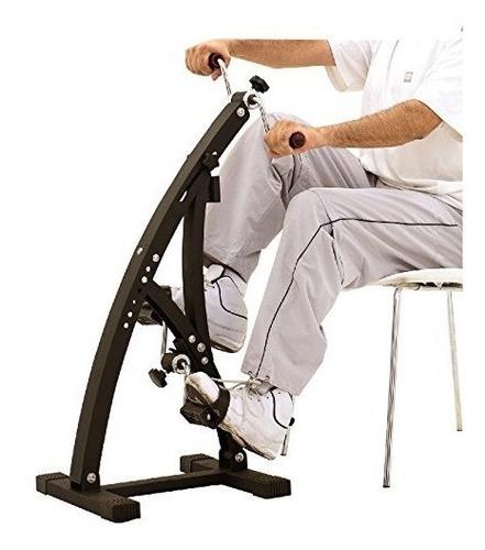 maquina ejercicios pedal brazos y piernas terapia americana