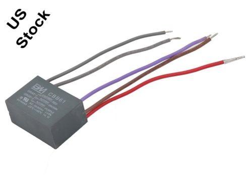 Máquina Eléctrica Condensador Cbb61 Ventilador De Techo... -   29.990 en  Mercado Libre b7c3c3cf45cb