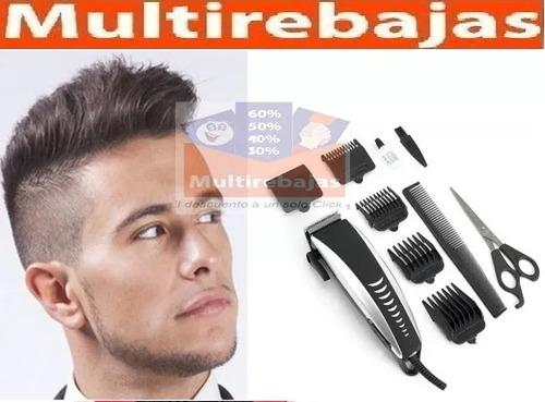 maquina electrica cortadora de cabello razuradora oferta