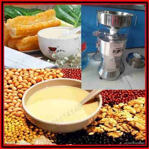 máquina eléctrica para hacer leche, queso de soya ,garbanzo