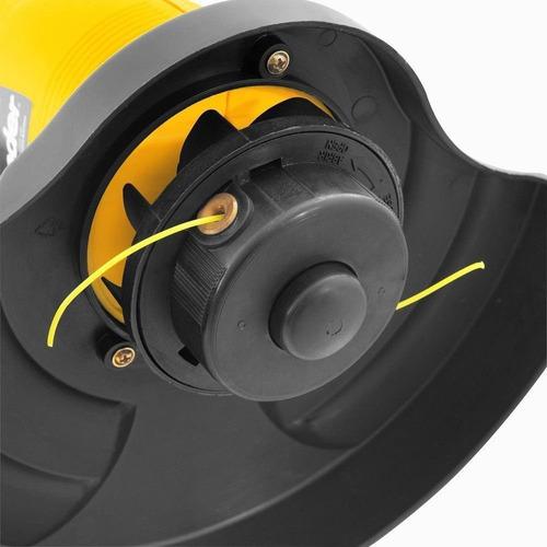 máquina elétrica para cortar grama 1000 watts 220v vonder
