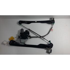 Maquina Elétrica Porta Dianteira Esquerda Focus 2003 2004 2005 2006 2007 2008 Modelo Com Módulo