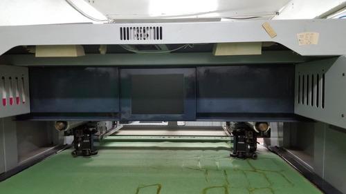 máquina eletrônica de corte para calçados comelz cz-t
