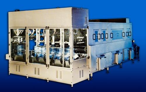 maquina embotelladora de agua