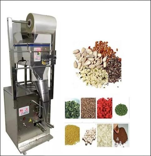 maquina empacadora de granos y polvos