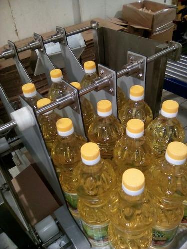 maquina encajonadora de botellas