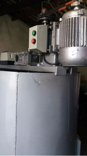 máquina envasadora batedor e dispersor tinta textura e massa