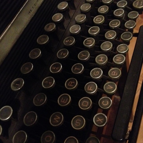maquina escrever antiga