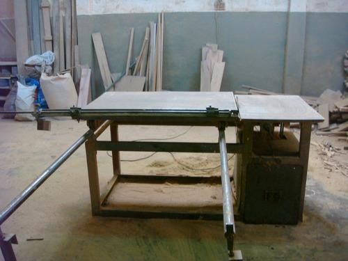 maquina escuadradora para carpinteria de madera