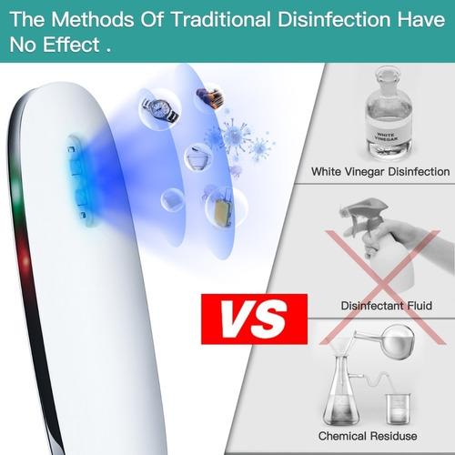 máquina esterilizadora uv de desinfección portátil