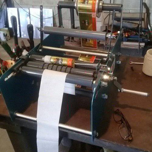 maquina etiquetadora manual