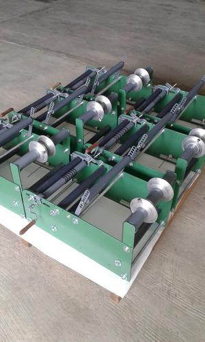 maquina etiquetadora manual para envases cilindricos