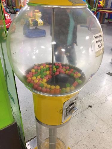maquina expendedora de dulces