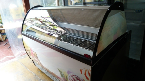 maquina expendedora de helados