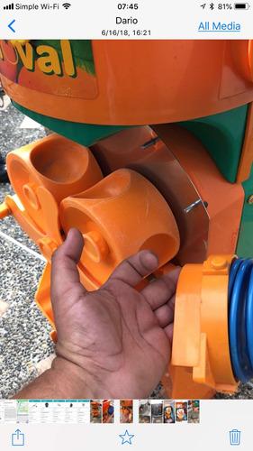 maquina exprimidor a naranja o mandarina importada