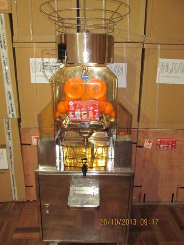 maquina exprimidor de naranjas gt4000 importaciones leon g.l