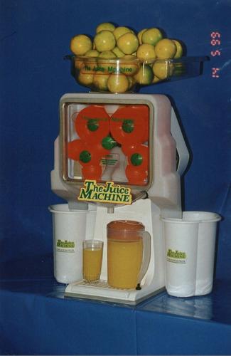 máquina extratora de suco de laranja juicemachine mod.jm500