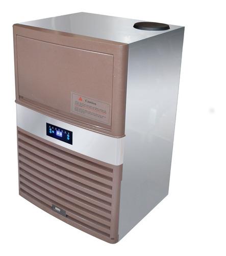 maquina fabricadora de hielo en cubos