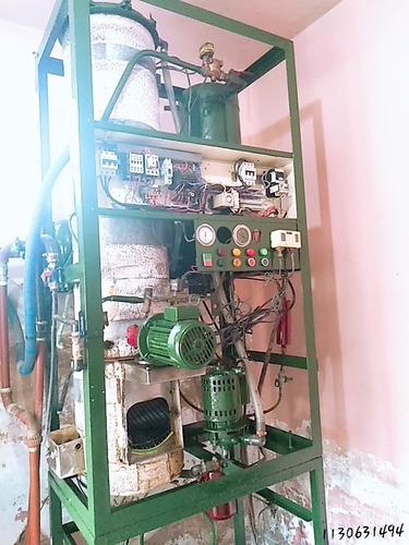 máquina fabricadora de rolitos