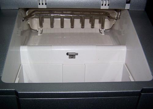 maquina fabricadora hielo