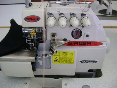 maquina fileteadora industrial nueva completa