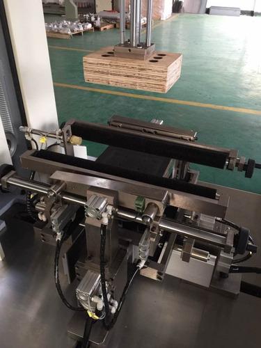 maquina forradora de caja de zapatos (carton rigido) asl