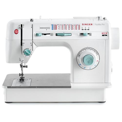 máquina forte singer facilita pro 2968 ideal para gabinete