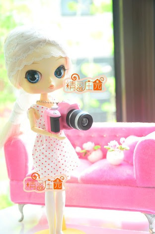máquina foto tv/ bonecas ever barbie,pullip blythe bjd lol