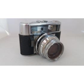 Máquina Fotográfica Alemã Voigtlander Vitomatic Iii