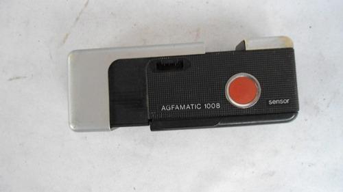 maquina fotográfica antiga   agfamatic  1008