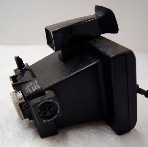 máquina fotográfica instantânea polaroid square shooter 4