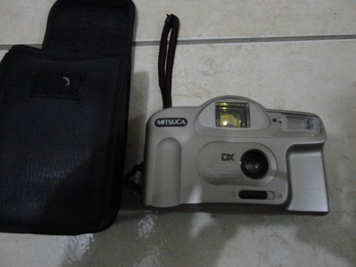 maquina  fotografica mitsuca funcionando pilha aa