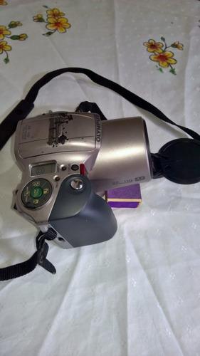máquina fotográfica olympus is-200 não testado