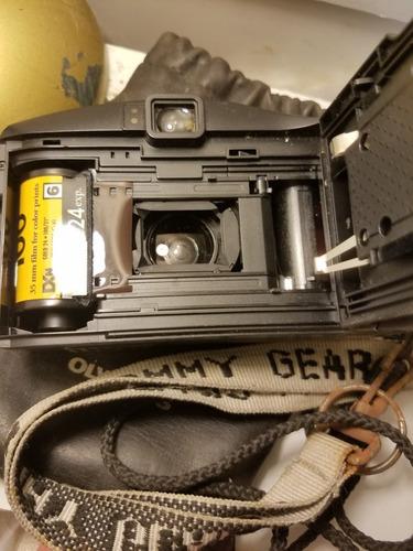 máquina fotográfica olympus superzoomlb700