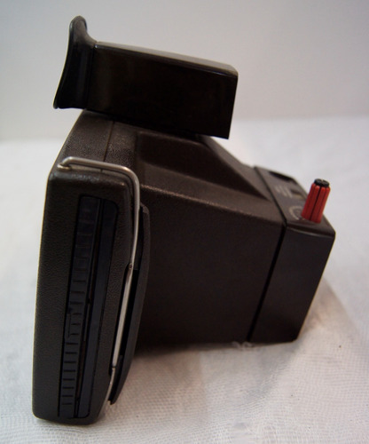 máquina fotográfica polaroid  land zip câmera