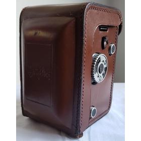 Máquina Fotográfica Semflex 1/2 Oto - França 1959