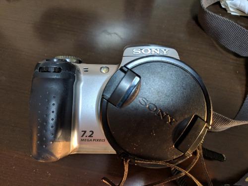 máquina fotográfica - sony  cyber-shot  - dsc-h5