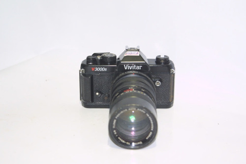 máquina fotográfica vivitar