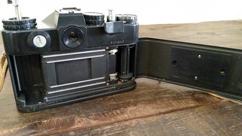 máquina fotográfica zenit 12 xp