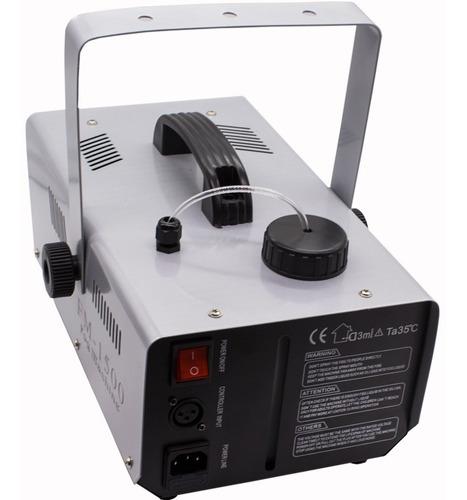 maquina fumaça 1500 watts controle remoto muito potente