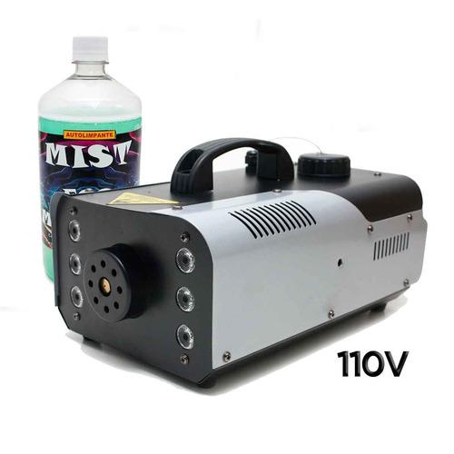 máquina fumaça iluminação rgb 1200w controle sem fio