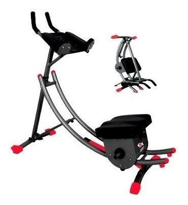 maquina gimnasio ejercitador abdominales oblicuos k6 fitness