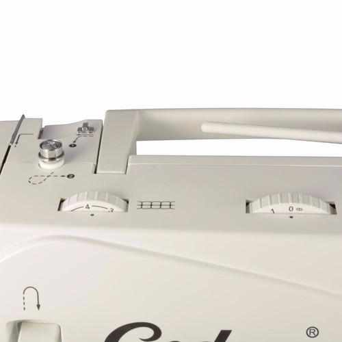 máquina godeco  de coser bordar 23 diseños virtuosa + regalo