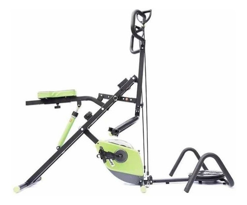 maquina gym fit body crunch evolution ultimate + regalo
