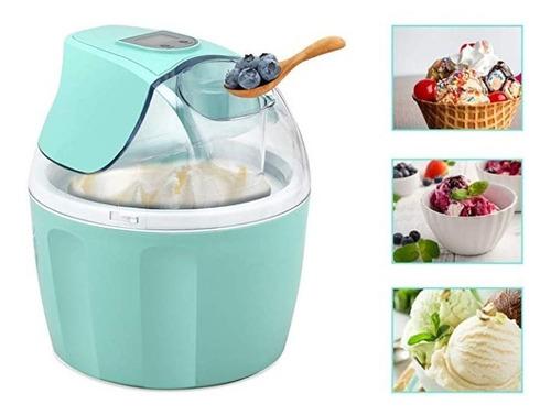 máquina hacer helados frozen yogurt sorbet gelato